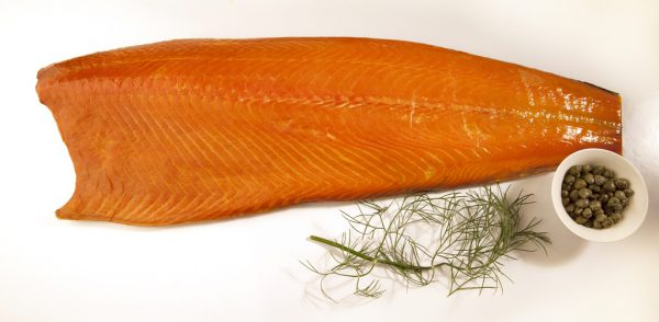 Smoked Atlantic Salmon – Whole Fillet